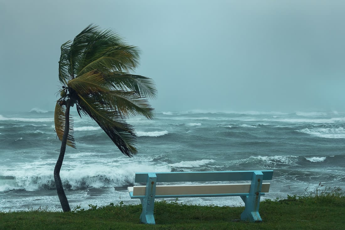 How High Does Wind Speed Need To Be To Damage A Home?