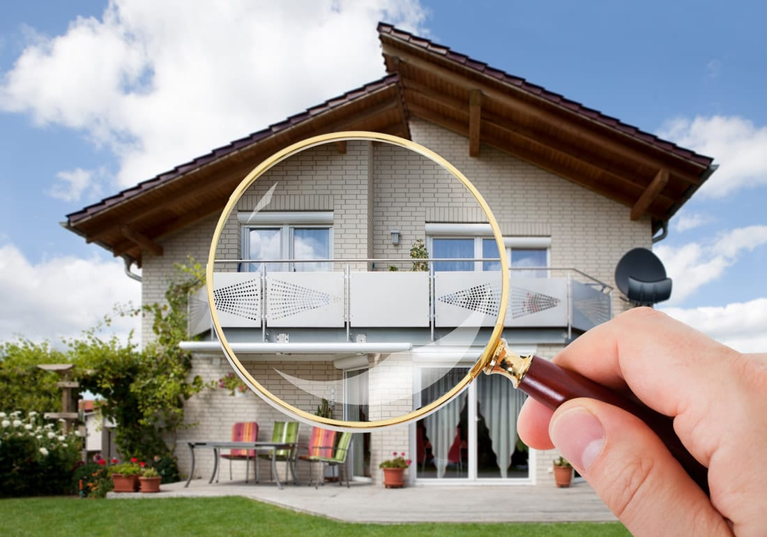 Will Your Inspector Look At The Exterior During A Home Inspection?